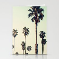 california Stationery Cards featuring California  by Bree Madden