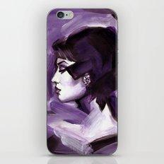 Lilas iPhone & iPod Skin
