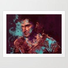 Richard Art Print