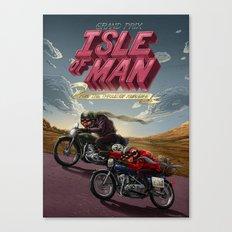 Isle of Man Canvas Print
