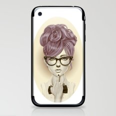 Fu*k U iPhone & iPod Skin