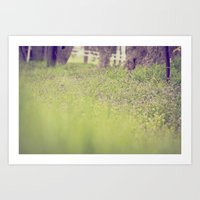 I Love You SPRING ! Art Print