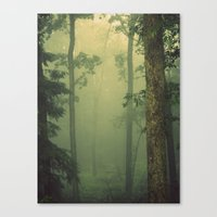 A Place Only We Know Canvas Print