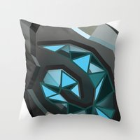 Home Is Where The Hearth… Throw Pillow