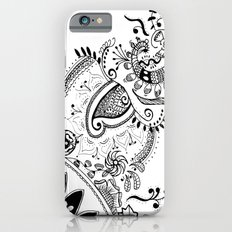 Henna Motif iPhone 6 Slim Case