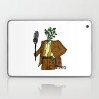 Frank Cilantro Laptop & iPad Skin