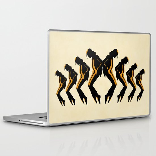 Crown of The King Laptop & iPad Skin