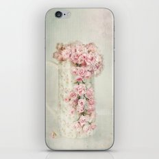 romantic roses iPhone & iPod Skin