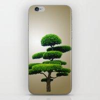 Just A Tree iPhone & iPod Skin