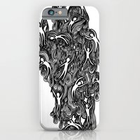 iPhone & iPod Case featuring Ooey Gooey Men 3 by Saralynn