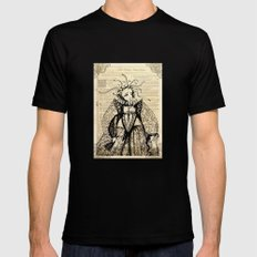 The Secret Jigs of Queen Elizabeth I Black Mens Fitted Tee SMALL