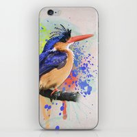 Nature Does Not Hurry iPhone & iPod Skin