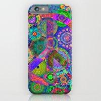 Hippies' Garden iPhone 6 Slim Case
