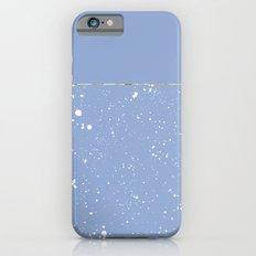 XVI - Blue 1 iPhone 6 Slim Case