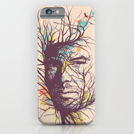 Natural Existence iPhone & iPod Case