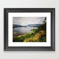 Derwentwater Framed Art Print