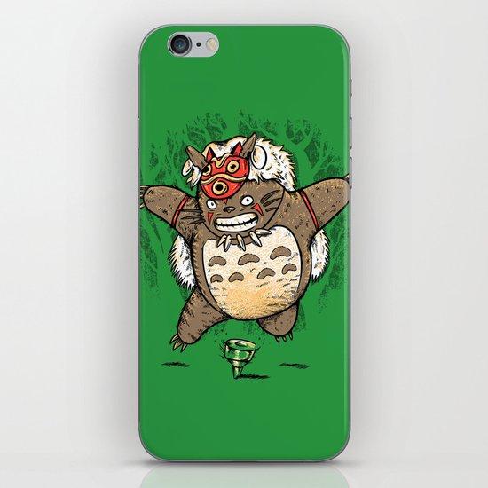 Totoroke iPhone & iPod Skin