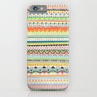 Pattern No.3 iPhone 6 Slim Case