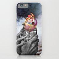 Heart On The Rocks iPhone 6 Slim Case