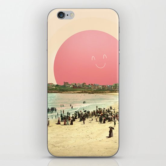 Proud Summer Sun iPhone & iPod Skin