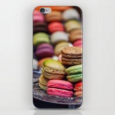 Macarons, Paris iPhone & iPod Skin