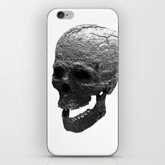 IRON SKULL iPhone & iPod Skin