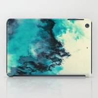 Painted Clouds V iPad Case