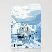 Antarctica Stationery Cards