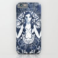 iPhone & iPod Case featuring Wild Flower by UvinArt