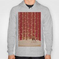 Christmas Reindeer. 1 Hoody