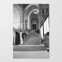 PARIS VIII - GRAND PALAIS Canvas Print