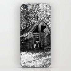 Old Barn iPhone & iPod Skin