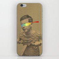Occhiali Cromodimensiona… iPhone & iPod Skin