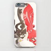iPhone & iPod Case featuring marble octo by Okti