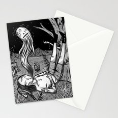 BOY WHO WHISTLES IN HIS SLEEP Stationery Cards