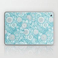 BOHO TURQUOISE PATTERN Laptop & iPad Skin
