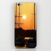 Nadi Harbour, Fiji iPhone & iPod Skin