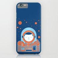Orange Space iPhone 6 Slim Case