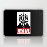 Obey Darth Maul (maul text version) - Star Wars Laptop & iPad Skin
