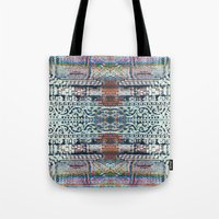 Digital Nepal #3 Tote Bag