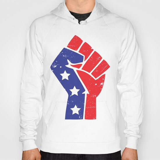 Revoltion Party Fist Hoody