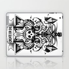 Create or Die Laptop & iPad Skin