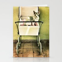 Hell O Pretty Stationery Cards