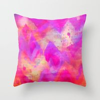 BOLD QUOTATION, Revisite… Throw Pillow