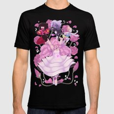 SU :: Gems Mens Fitted Tee Black SMALL