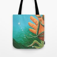 The Drowning Tote Bag