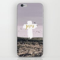 JESUS | EASTER | CROSS iPhone & iPod Skin