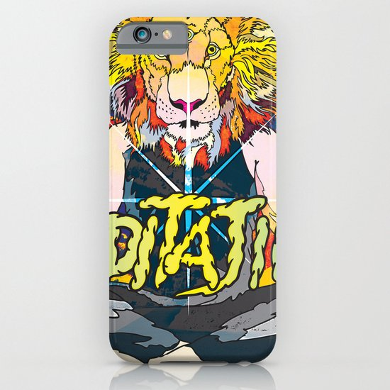 Lion iPhone & iPod Case