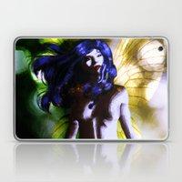 Fairy in the Rain Laptop & iPad Skin
