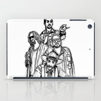 Let's Roll iPad Case